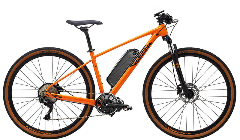 Heist X5 52V Electric Bike