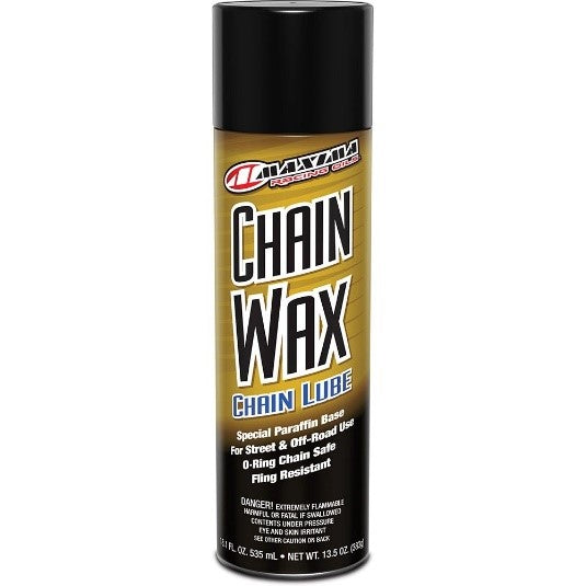 Chain Wax - Small (Parrafin based lubricant) 218ml