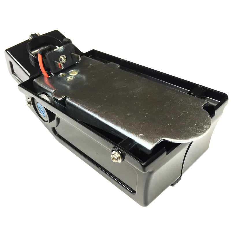 Frog Case with Post Seat Mount