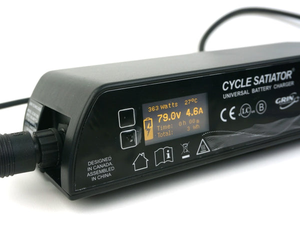 Smart Charger (7205) - Cycle Satiator