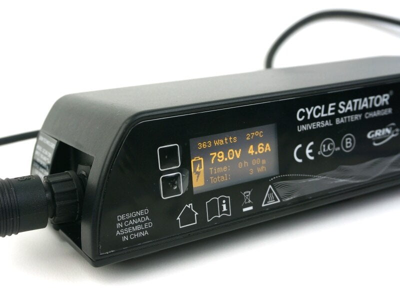 Smart Charger (4808) - Cycle Satiator