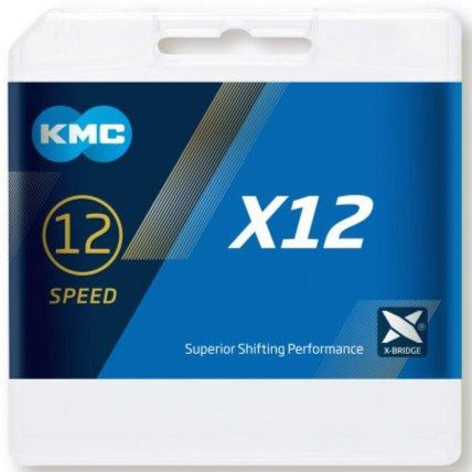 KMC X12 - 12 speed - Standard Bike Chain
