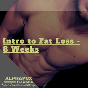 Beginner's Guide To Fat Loss - 8 Weeks