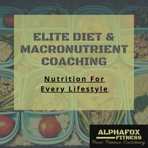 Elite Diet & Macronutrient Coaching