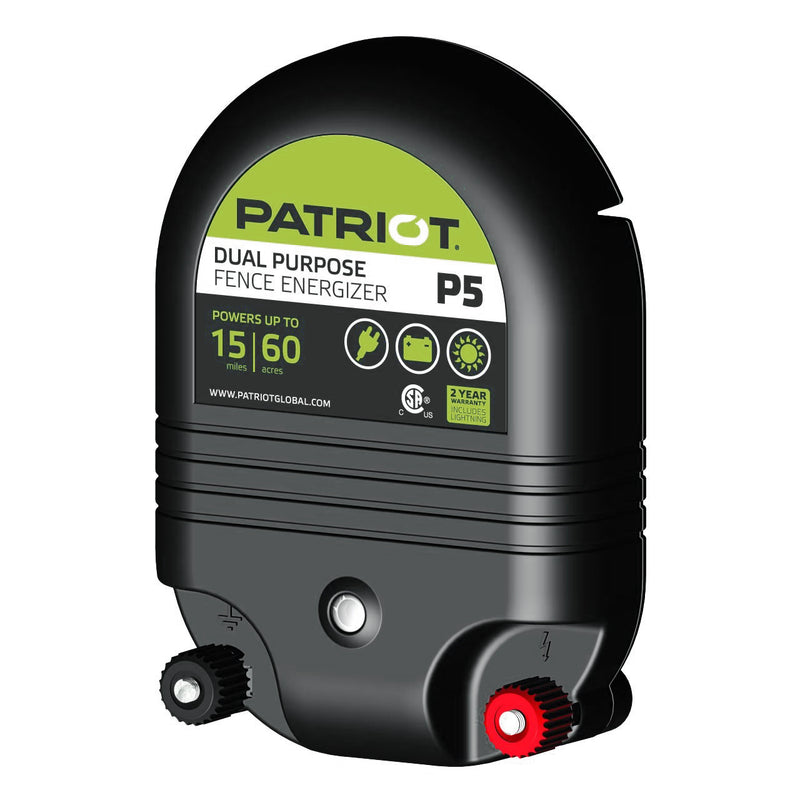 Energizador Patriot P5
