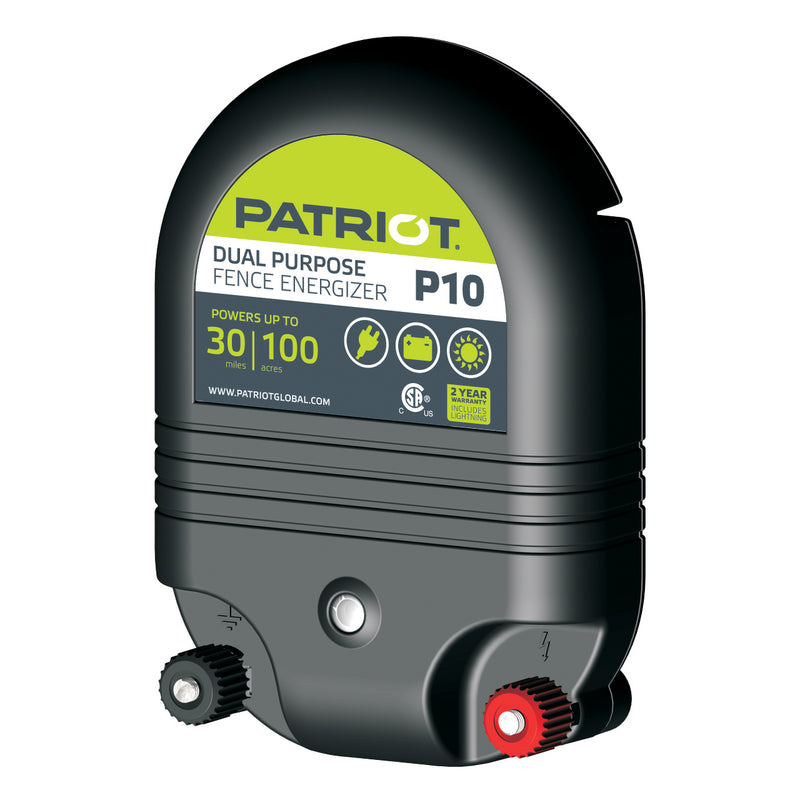 Energizador Patriot P10