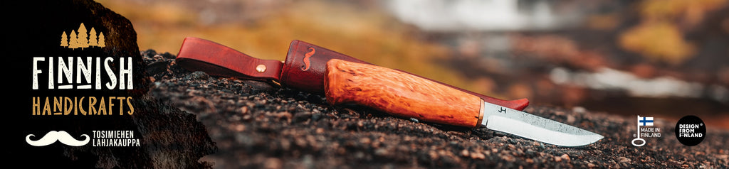 Design from Finland puukko