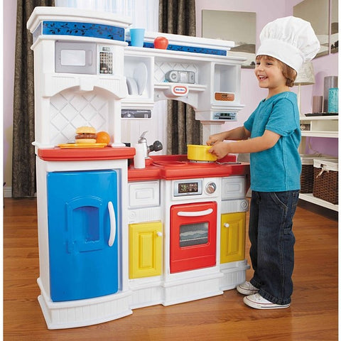 Image of Little Tikes Gourmet Prep 'n Serve™ Kitchen