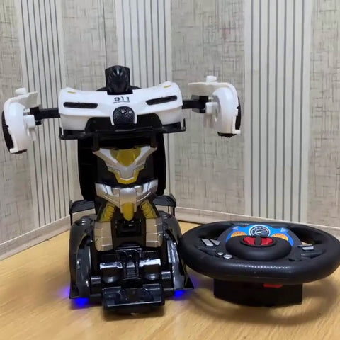 Image of Furious Remote Control Transformer