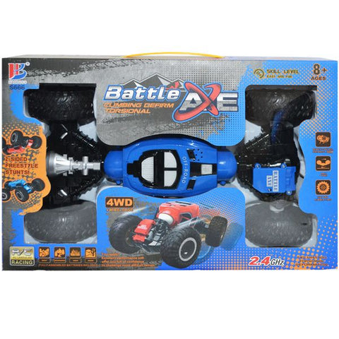 Battle Axe - 4WD Stunt Off-Road RC Crawler
