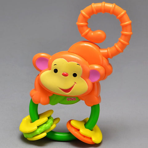 Fisher Price Playful Monkey Teether-L0513