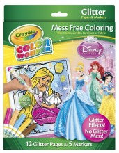 Image of Crayola | Mess Free Glitter Color Wonder-752066
