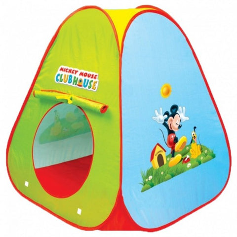 Micky Mouse Tent House With 50 Soft balls
