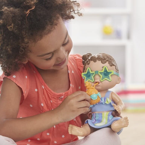 Hasbro Baby Alive Sun and Sand Doll