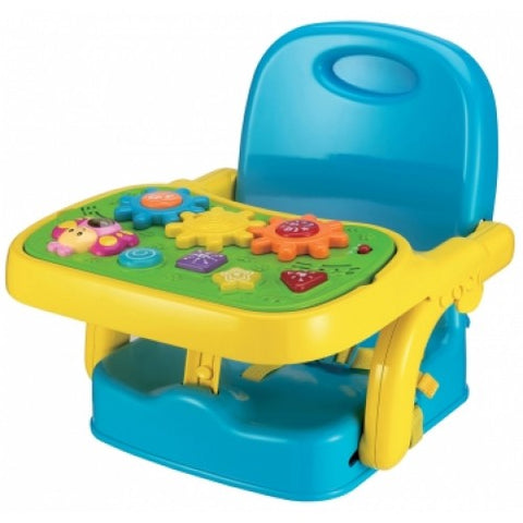 WinFun Seat booster with a game board--0808