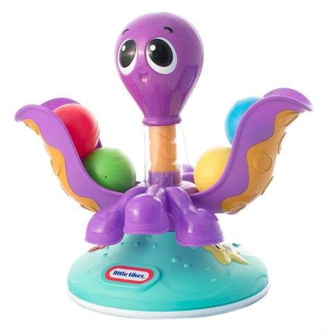 Image of Little Tikes Ocean Explorer Ball Chase Octopus