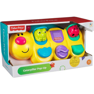 Fisher Price Caterpillar Popup