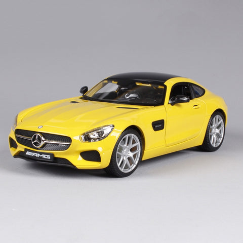 Maisto 1:18 Mercedes Benz AMG GT Model Diecast Car