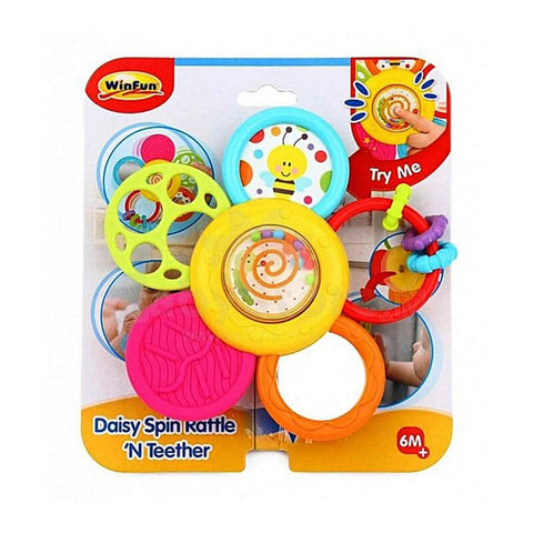 Winfun Rattle N Teether
