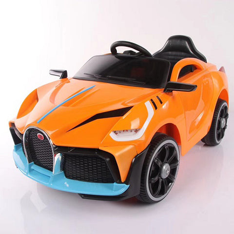 Bugatti Style Battery Operated Kids Ride On Car