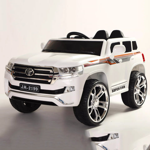 Land Cruiser Style Ride On Car for Kids