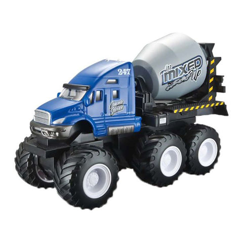 Image of Maisto Die cast Fresh Metal Quarry Monsters XL