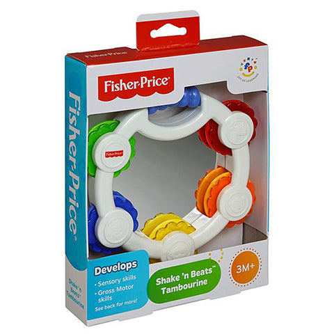 Fisher Price Shake 'N Beats Tambourine