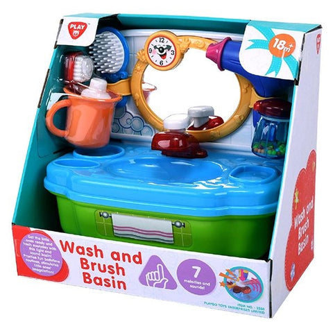 Image of Playgo Wash & Brush Basin B/O