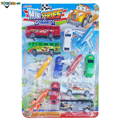 Mini Series Mix Set at toyzone.pk