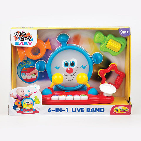 Winfun Music Center 6v1 Live Band-2087