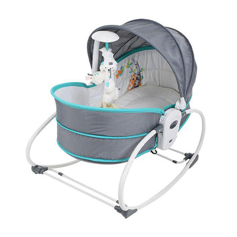 Mastela 5 in 1 Bouncer Chair  with Removable Bassinet