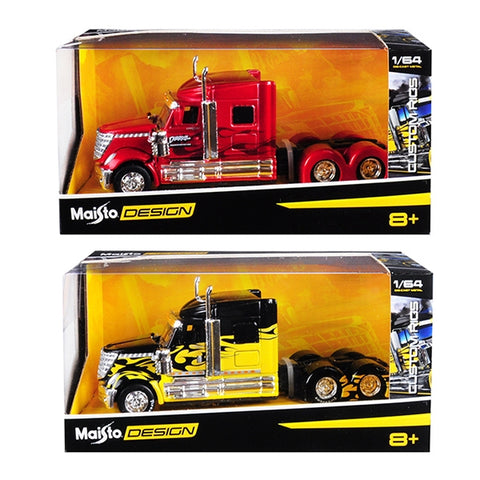 Maisto International LoneStar Truck 1/64 Scale Diecast Model
