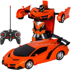 RC Deformation Robot