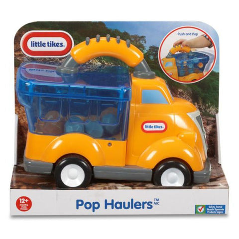Image of Little Tikes Pop Haulers Billy Boulder--636158