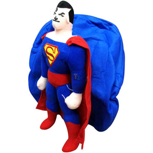 Stuff School Bag with Super Man Figure-Superman-Bag