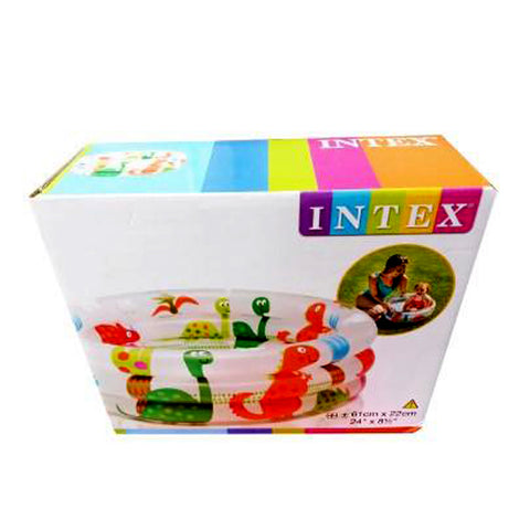Image of Intex Baby Pool Dinosaur Desigin Swimming Pool