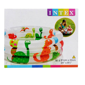 Intex Baby Pool Dinosaur Desigin Swimming Pool-57106