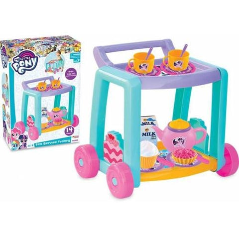 DEDE My Little Pony Tea Trolly Set-3352