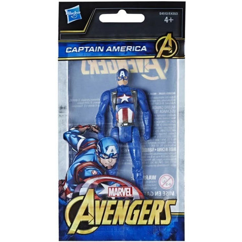 Image of Hasbro Marvel 3.75-inch classic hero character Captain America