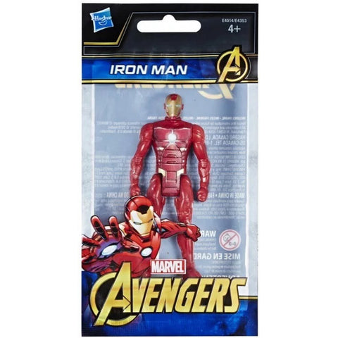 Image of Hasbro Marvel 3.75-inch classic hero character Iron-Man