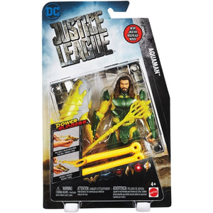 Justice league Aquaman figure with Power Slingers-FGG60