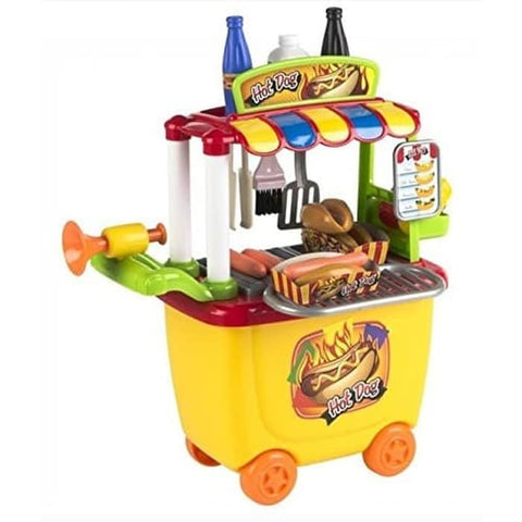 Playgo Gourmet Hot Dog Cart