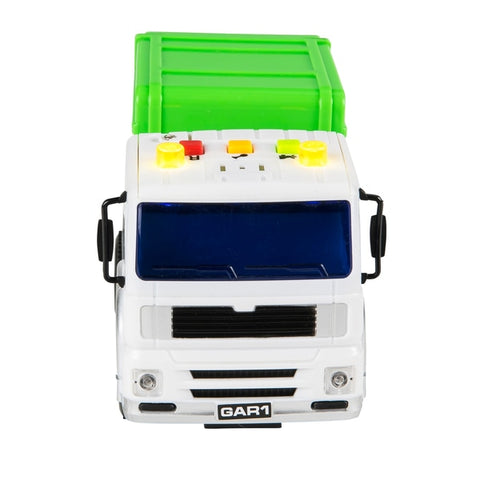 Friction Super Environmental Truck With Light & Sound 1:20 Scale