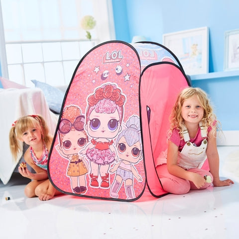L.O.L. Surprise! Pop Up Play Double Tunnel Tent House