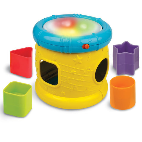 Image of Winfun Musical Sorter Drum