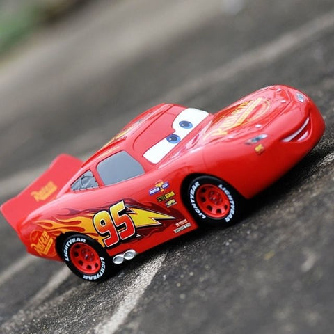 RC Disney Pixar Mcqueen Cars  -95M-106
