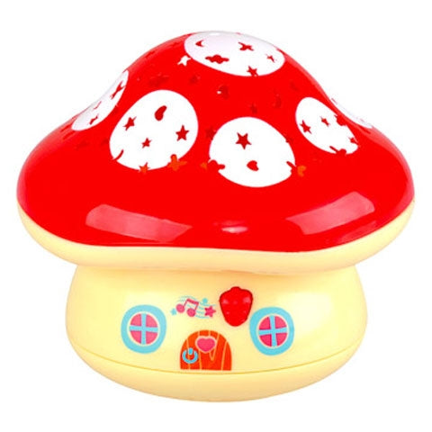 Playgo: Fairy Mushroom with night light sound