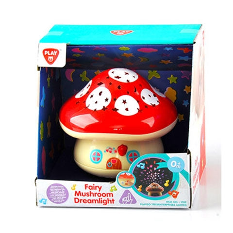 Playgo: Fairy Mushroom with night light sound-1702