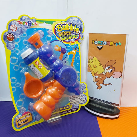 Space Bubble Gun