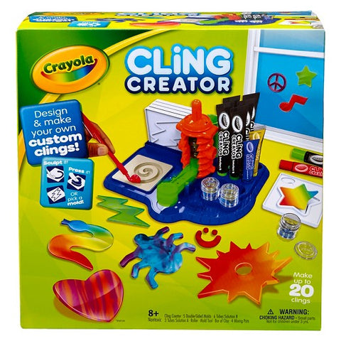 Image of Crayola | Cling Creator-747092